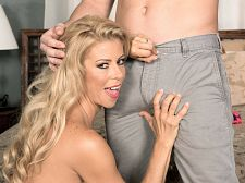 Alexis Fawx and the luckiest chap in the universe