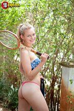 Racquet Rack