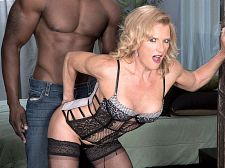 Amanda Verhooks, darksome knob booty slut