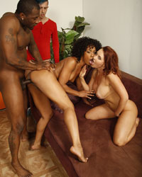 Janet Mason And Misty Stone