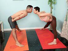 Very sexy yoga