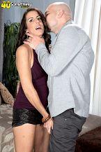 Katrina receives kinky with JMac