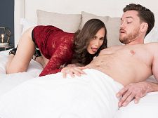 Lilly Fucks Her Son's Big-dicked Friend