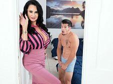 Rita teaches her daughter's boyfriend a lesson